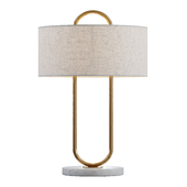 CB2 / Warner Table Lamp
