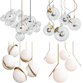 Super Exclusive Pendant Lights Set