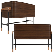 Nightstand Bennett by mezzo collection