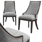 JANIS ACCENT CHAIR by Uttermost