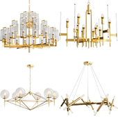 Exclusive Chandelier Set-4