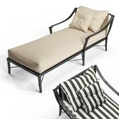Centuryfurniture Royal Lounge Single Chaise