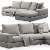 Vision Corner Sofa by Doimo Salotti