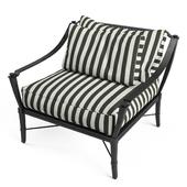 Centuryfurniture Royal Lounge armchair
