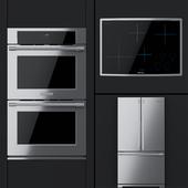 Electrolux Icon - Духовой Шкаф E30 Ew85 Pps, Холодильник E23 Bc69 Sps  И Варочная Поверхность Ew30 Ic60 Ls.