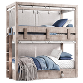 RH Bennet Bed