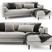 Article Sven Chaise Longue Sofa