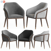 Ulivi Salotti Melodie Dining Chair Artemest