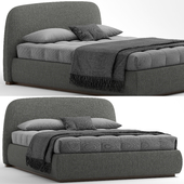 Bodema SOPHIE Fabric bed