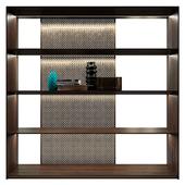 Ava Bookshelves and Multimedia