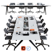 Steelcase - Conference Table 4.8