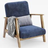 Armchair Ekenaset Ikea