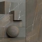 Brown Armani marble