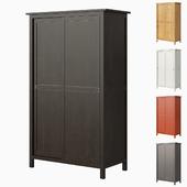 IKEA HEMNES Wardrobe with 2 sliding doors