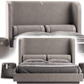 Vittoria Frigerio Bellini High Bed