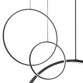 Потолочный подвесной светильник Hoop pr Sот Forstlight