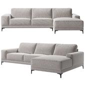 Valery Corner sofa Kaza do sofa