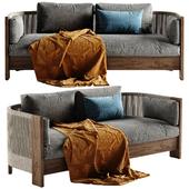 West Elm Porto sofa