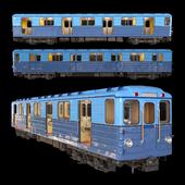 Вагон метро серии Е