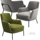 Joyce armchair by Flexform