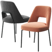 Joyce chair by Flexform