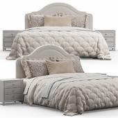 Rabin Qween Headboard Bed