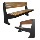 bench Park 4