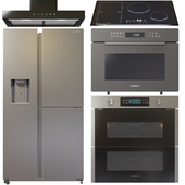Set Samsung Appliance