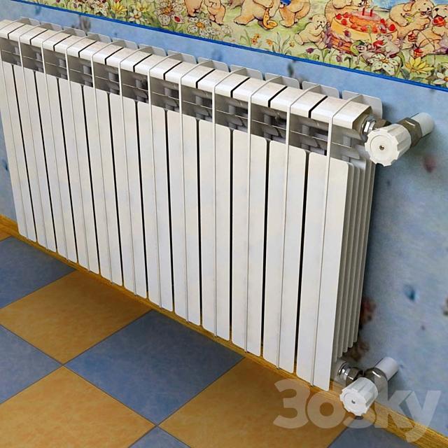 Radiator heating RIFAR