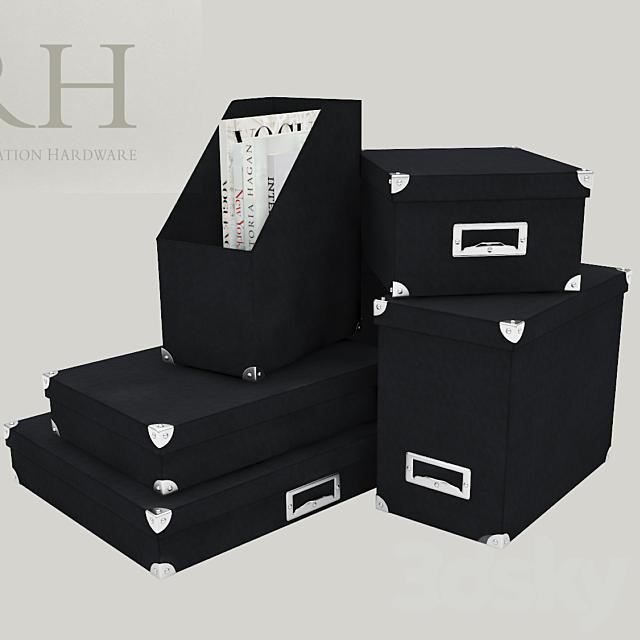 Storage Accessories Black