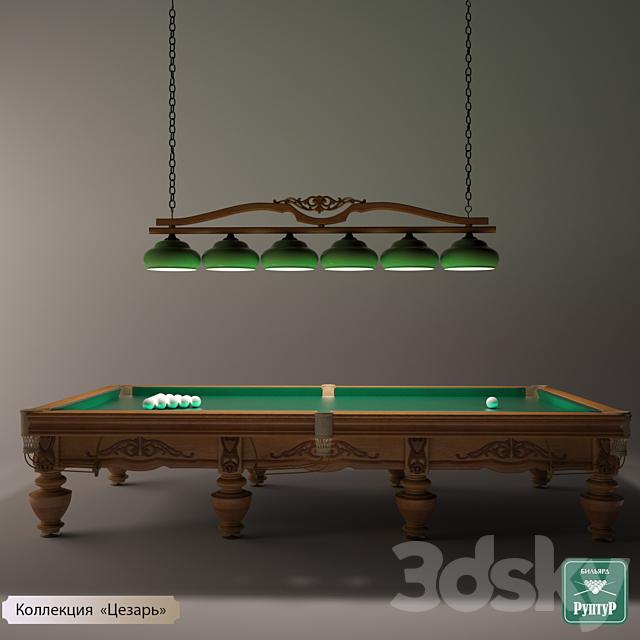 "Billiard table ""Caesar"""