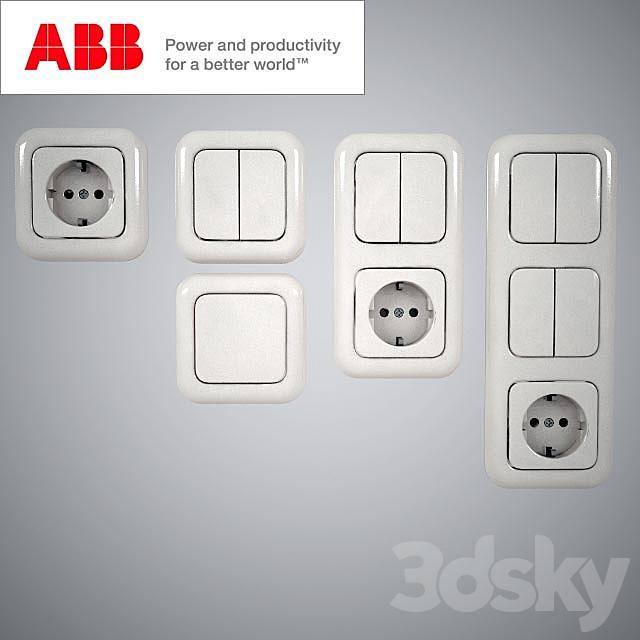 ABB - busch duro