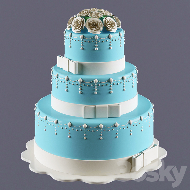 Cake of the mastic