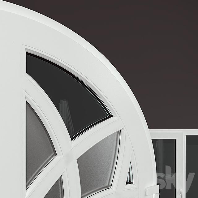PVC windows and doors custom
