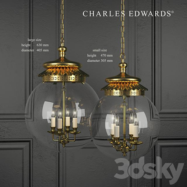 Charles Edwards Paa Globe
