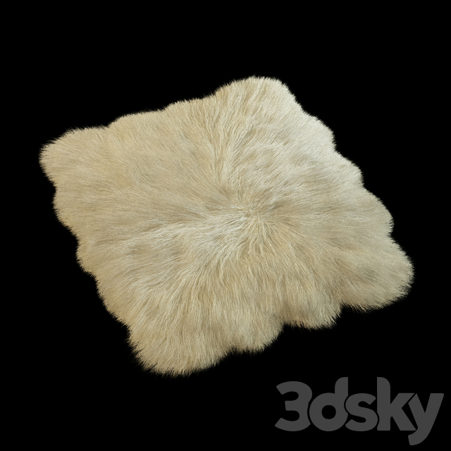 Sheepskin longhair