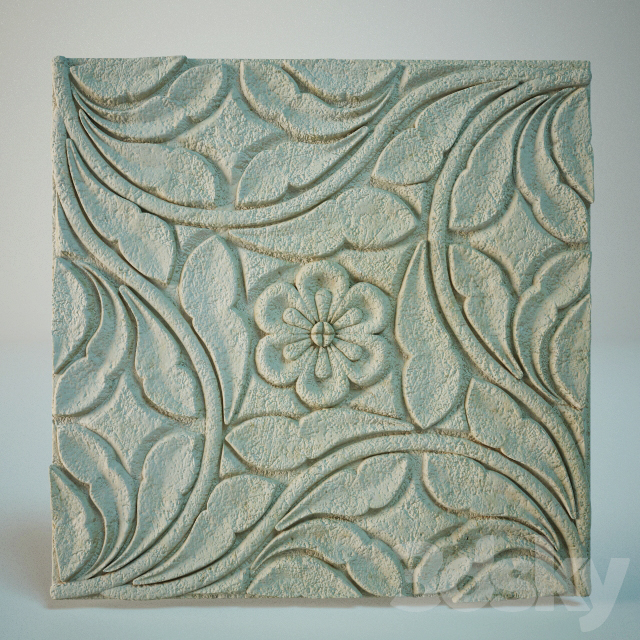 Tile decor
