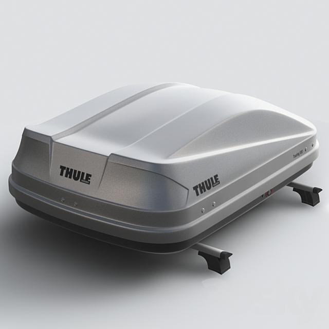 Carports Thule Touring 100