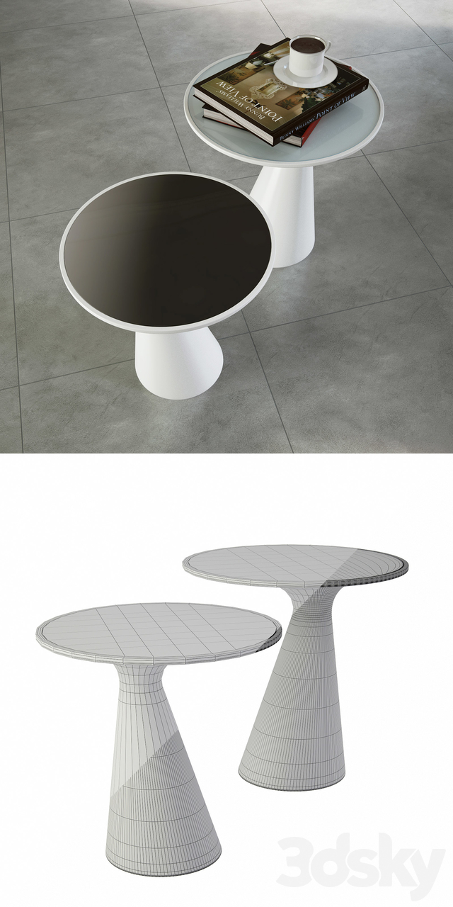 Cattelanitalia Peyote Coffee Table