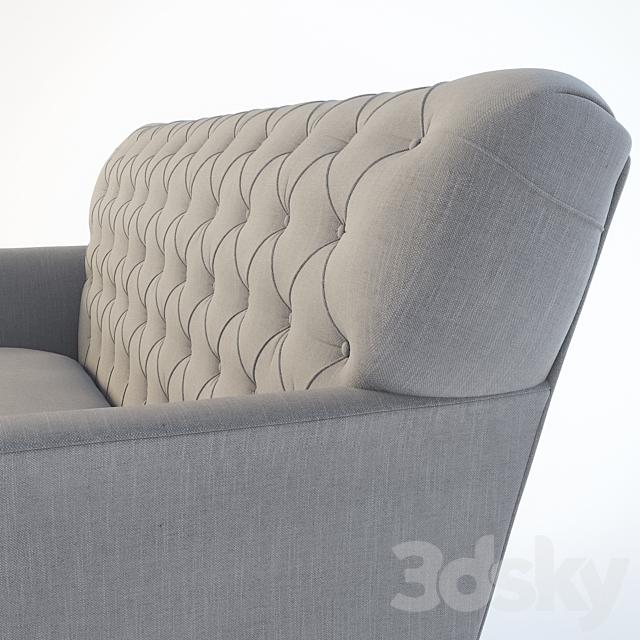 Beaudan 2 Seater Sofa