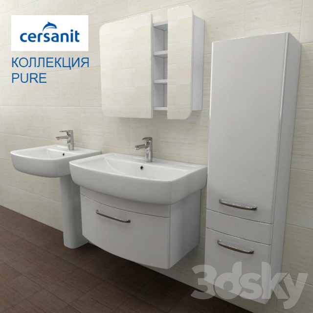 Collection PURE Sersanit