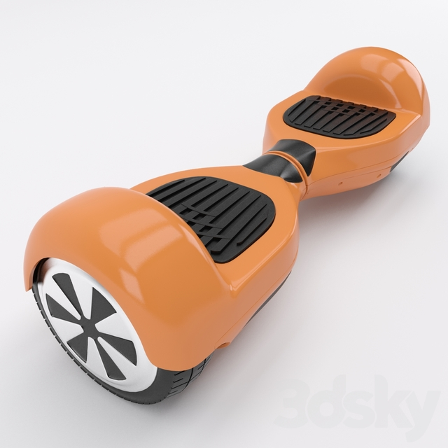 Gyroscooter