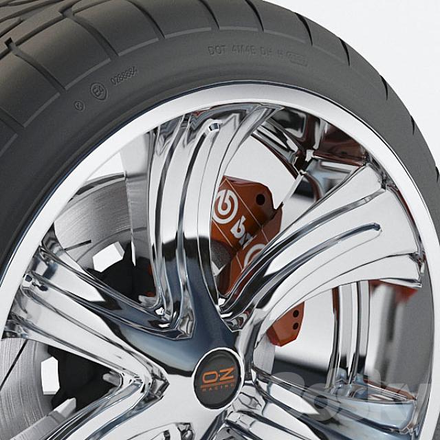 Wheel OZ