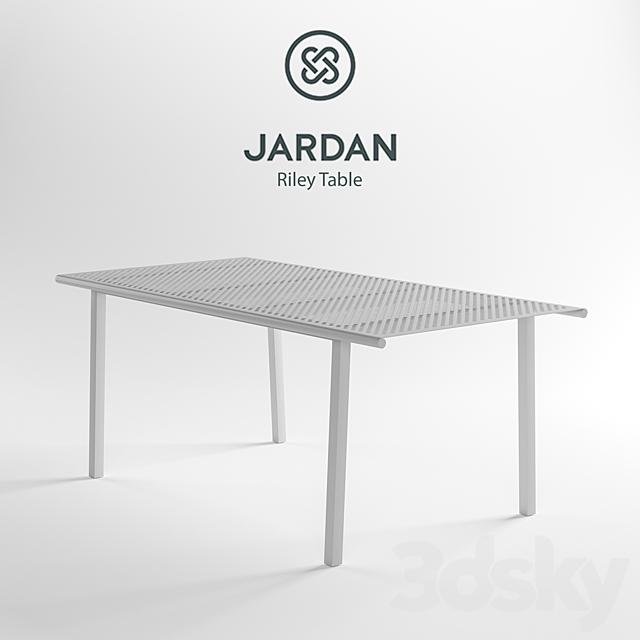 Jardan Riley Table