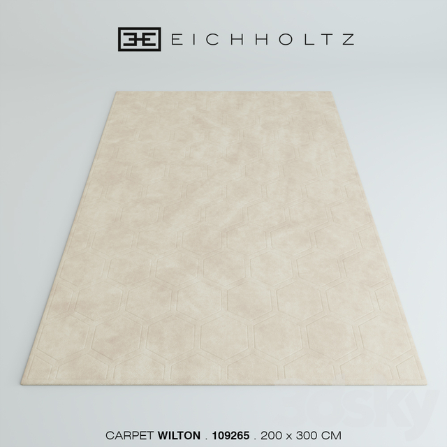 WILTON carpet by EICHHOLTZ - 200x300cm
