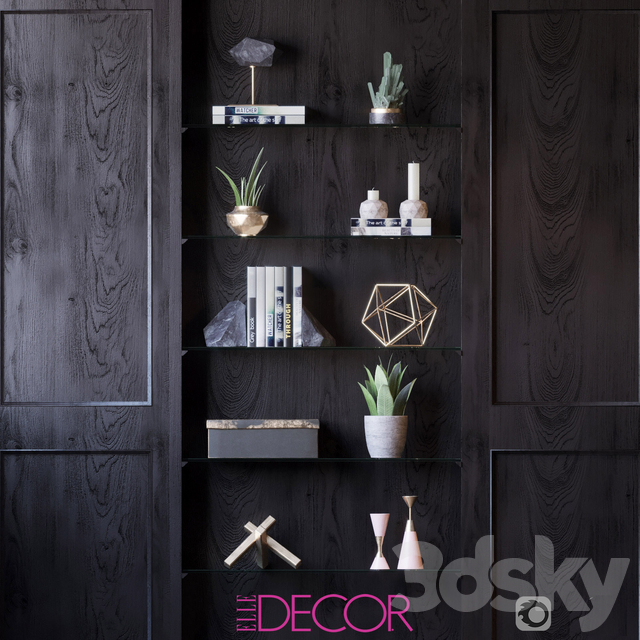 Elle DECOR Set