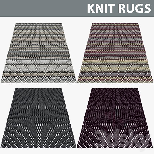 Knit Rug