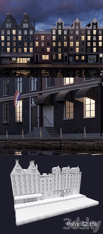 Facade Amsterdam