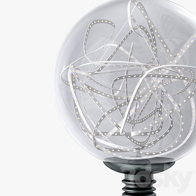 Promemoria Higgs Floor Lamp