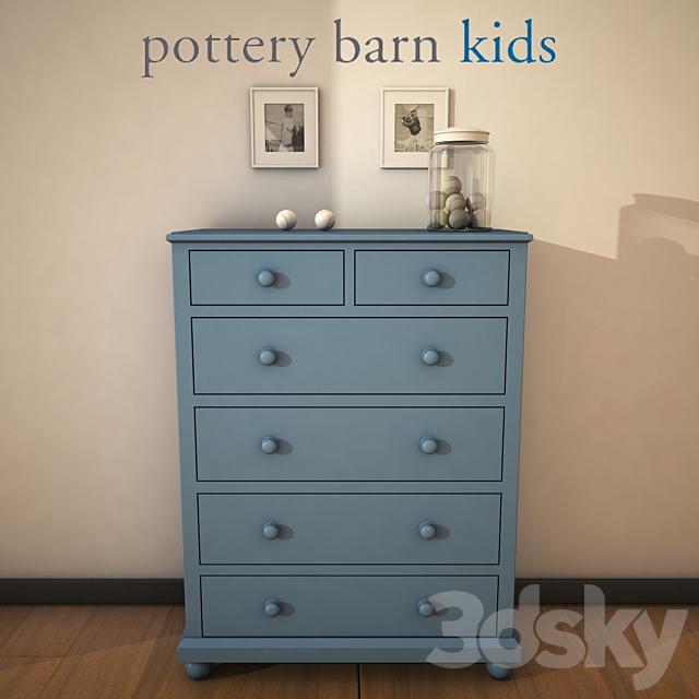 PotteryBarnKids-CatalinaDrawerChest